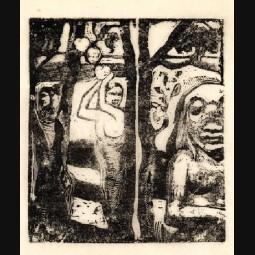 Paul Gauguin 1848 - 1903 Sold