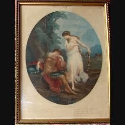 KAUFFMANN Angelika 1740-1807 (Germany) Rinaldo et Armina