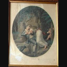 Francesco BARTOLOZZI (1727-1815) Aminta