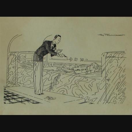 Henry Fournier - art deco